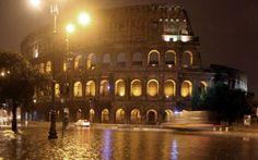 #Maltempo, allerta metero: ecco il nostro video per i lettori di Bloglive girato oggi a Roma