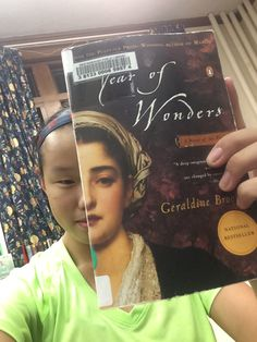 New Year, New You Bookface Contest Photo submission #3 Westborough Library