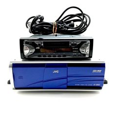 Jvc Stereo & Cd Changer 12 Disc With Leads Cage Brackets Instructions Ch-x550 Cage, Best Deals, Ebay