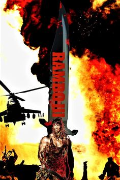 Classic Movie Posters, Movie Poster Art, Hero Movie, I Movie, Rambo 3, Stallone Movies, Silvester Stallone, Evil Demons, Watch Free Movies Online