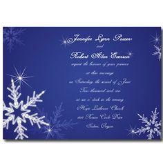 Blue Wedding Invitations for 2014 Wedding Trends Discount Wedding Invitations, Inexpensive Wedding Invitations, Winter Wedding Invitations, Inexpensive Wedding Venues, Wedding Invitation Cards, Invites, Wedding Affordable, Winter Beach Weddings, Snowflake Wedding