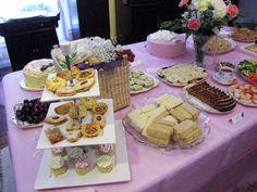 bridal tea food ideas | Jane Austen Tea Party Bridal Shower | I SEE HUNGRY PEOPLE