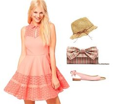 Look 'baby-doll' de @asos.com y @SUITEBLANCO