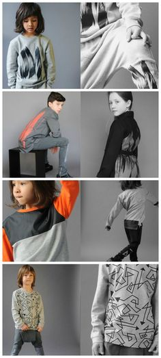 Loud Apparel AW'14 - cool kids clothes