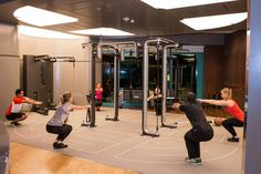 The iconic Atlantis Hotel Dubai has launched its all-new fitness and Wellness centre lodging the world's most advanced gym equipment range from Technogym. #wellnessinhotels #fitnessfacilities