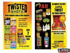 Product Name: Twisted Shotz the real spirit RDT    Appelation: RTD 11 flavors available    Variety: Vodka    Country of origin: New Zealand