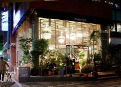 Agreable Flowers & Cafe :: Gangnam, Seoul