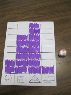 Shape toss and graphing
