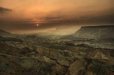 In the Beginning..... (Negev Desert , Israel) by DaniBabitz.deviantart.com on @deviantART