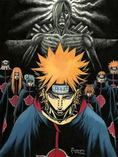 Gathering of Pain by ~Nick-Ian on deviantART
