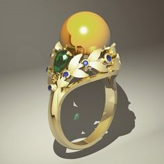 Ring 3D project