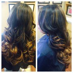 Beach weave Hair #Salon21utah #Aloxxi #AloxxiHair