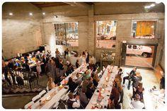 kinfolk style long table events #longtable #communaltable