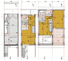 Image 31 of 31 from gallery of Affordable Housing in Prato / studiostudio architetti urbanisti. Low Cost Housing, Young Family, Affordable Housing, Architecture Plan, Family Pictures, Google, Floor Plans, Urban, How To Plan