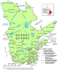 Image detail for map of ontario canada map in the atlas of the map of quebec gumiabroncs Image collections