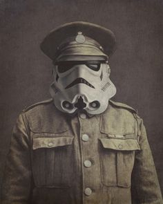 Genius! Toronto-based Terry Fan mixes traditional ink and graphite with Photoshop to create these classy studio portraits of Star Wars icons as Victorian dignitaries. There's Lord Vader in a top coat and top hat, Chancellor Chewie looking grand with a monocle and pocket watch, Sir Yoda suited up for the occasion, Earl of Eisley enjoying [...]