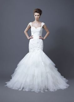 The brand new 2013 Enzoani bridal collection is here!