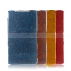 Fashion Leather Case for Sony Xperia Z2 - Witrigs.com