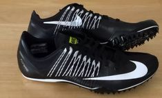 various colors 8d0cc 813ea Nike Zoom Celar 5 Black 629226-017 Men s Track and Field Sprint Spikes Size  11.5