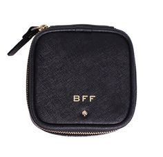 Kate Spade New York 'BFF' Small Grayden Jewelry Case, Black List Price: $98.00 Our Price: $85.00 Savings: $13.00