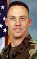 Marine Sgt. Michael E. Bitz  Died March 23, 2003 Serving During Operation Iraqi Freedom  31, of Ventura, Calif.; assigned to 2nd Assault Amphibious Battalion, 2nd Marine Division, Camp Lejeune, N.C.; killed in action near Nasiriyah, Iraq.