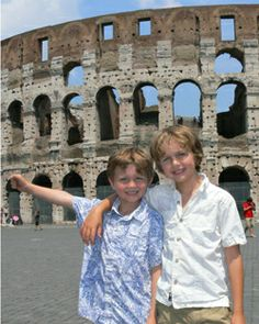 Traveling with kids (Italy)