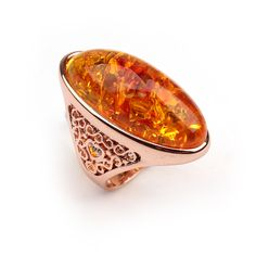 Wholesale Fashion Jewelry Party Wedding Christmas Gifts Gold Amber Ring Big Bohemian Precious Rings for Women♦️ SMS - F A S H I O N 💢👉🏿 http://www.sms.hr/products/wholesale-fashion-jewelry-party-wedding-christmas-gifts-gold-amber-ring-big-bohemian-precious-rings-for-women/ US $4.45