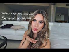 Pelo y maquillaje inspirado en Victoria Secret