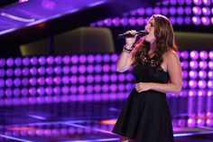 Wow! Check out Audra's story: She overcame big obstacles in life including a learning disability and bullying, and she got a 4 Chair Turn on #TheVoice! Watch Audra McLaughlin on The Voice 2014 Season 6 Blind Auditions (VIDEO) #overcomingobstacles