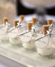 this would be such a CUTE idea for a little girls Fairy party