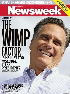 2012 Newsweek cover