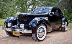 1936 CORD 810 Custom Sedan....outstanding.......