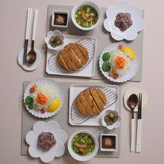 Korean Dishes, Korean Food, Cute Food, Yummy Food, Tasty, Kawaii Cooking, Good Morning Breakfast, Tumblr Food, Aesthetic Food