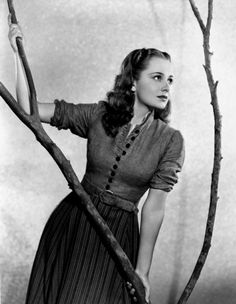 olivia dehaviland | Fedoras and High Heels: Happy Birthday, Olivia de Havilland!