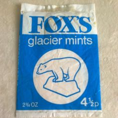 lrd1667-vintage-1970s-foxs-glacier-mints-sweets-bag-for-sale-a.jpg 1,000×1,000 pixels