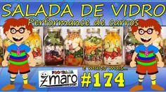 Performance de carros, Salada de Vidro e muito mais no Programa Zmaro 174