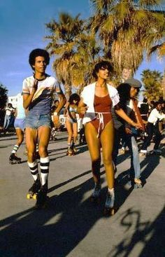 Roller skates! who else tried this