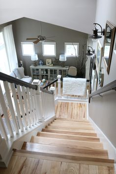 The Inspired Room Staircase