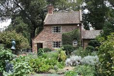 cottage garden | Captain Cook's Cottage, Fitzroy Gardens, Melbourne, Australia | Flickr ...