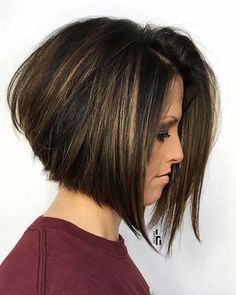 23 Stacked Bob Haircuts That Will Never Go Out of Style | Page 2 of 2 | StayGlam