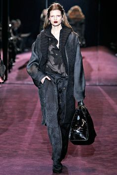 Gucci Fall 2012 Ready-to-Wear Fashion Show - Bette Franke
