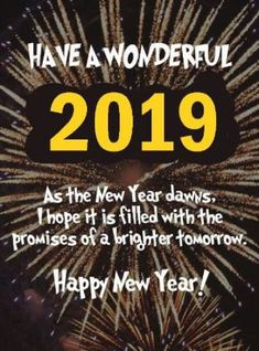 happy new year 2018 greetings and pictures