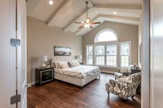 4 Key Elements Every Master Bedroom Design Needs Master Bedroom Design, Home Bedroom, Bedroom Decor, Bedroom Designs, Bedrooms, Master Suite, Bedroom Ideas, Home Channel, Million Dollar Homes