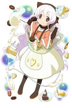 "Crunchyroll - Smartphone Game Turns ""Madoka Magica"" Cast into Magical Consumer Electronics Girls"