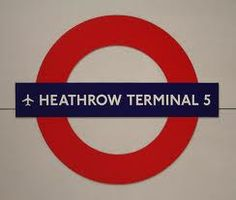 Guide to Heathrow Terminal 5 Tube Station in London