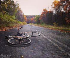 Riding the Abandoned Pennsylvania Turnpike