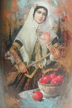 ..'Iranian Girl' (artist ?)