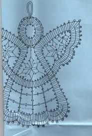 Картинки по запросу кружевной сколок Christmas Angels, Christmas Crafts, Irish Crochet, Filet Crochet, Bruges Lace, Bobbin Lace Patterns, Lacemaking, Lace Heart, Lace Jewelry