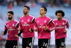 I mean, only a real man could pull off this shade of hot pink. | These Are The Hottest Soccer Players In The World