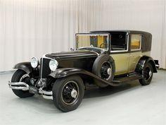 1929 Cord Car for Sale Cord Automobile, Automobile Companies, Retro Cars, Vintage Cars, Antique Cars, Auburn Car, Old Classic Cars, Classic Motors, Limousine